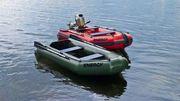 Лучшие надувные лодки ENERGY
